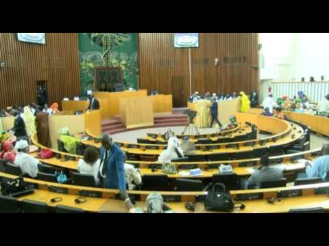 EN DIRECT DE L'ASSEMBLÉE NATIONALE  :  Questions d'actualité au Gouvernement sur Dakaractu