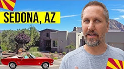 Sedona, Arizona Tour | Moving / Living in Sedona, AZ (Neighborhoods)