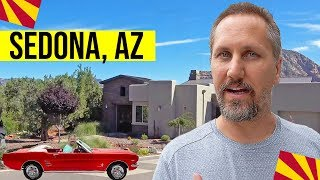 Sedona, Arizona Tour   Moving / Living in Sedona, AZ (Neighborhoods)