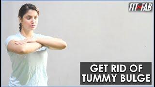 Get rid of tummy bulge & flat bum   Fitness   Fit n Fab by Pyar.com