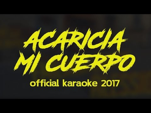 Tony Colombo, Emiliana Cantone, Alessio - Acaricia Mi Cuerpo - OFFICIAL KARAOKE