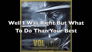 Volbeat - Our Loved Ones (HD With Lyrics)