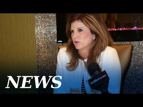 Raw: Rona Ambrose sits down with Sudbury.com