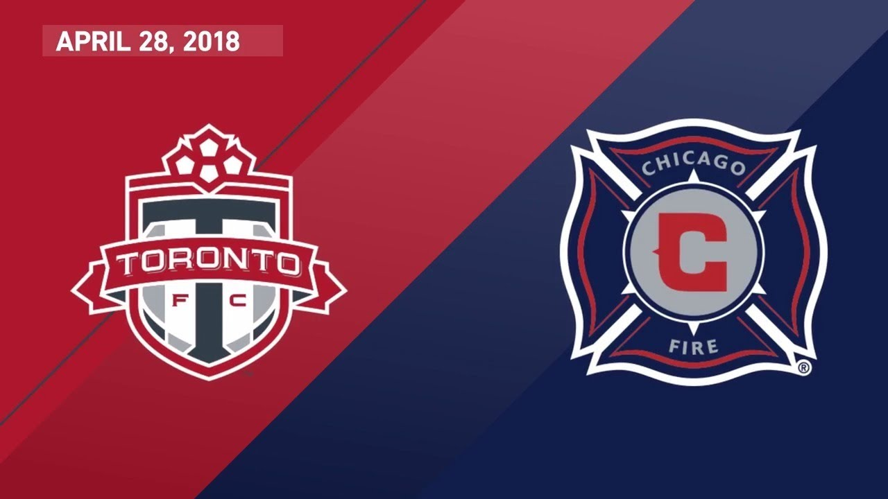 HIGHLIGHTS  Toronto FC vs. Chicago Fire  8d1928fc9