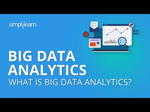 Big Data Analytics | What Is Big Data Analytics? | Big Data Analytics For Beginners | Simplilearn