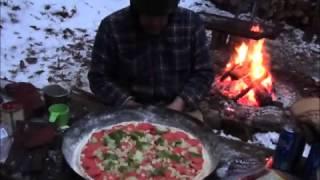 Campfire Pizza 2013