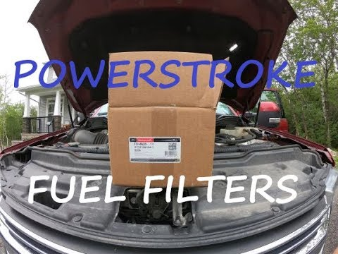 cracked fuel filter globe and new tool - youtube  youtube