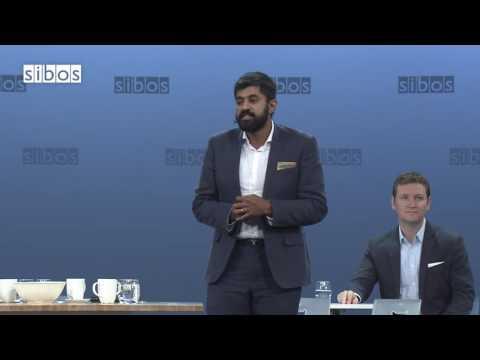 BIg Issue Debate: Future of Money - Sibos 2016