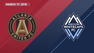 Video Gol Pertandingan Atlanta United vs Vancouver Whitecaps
