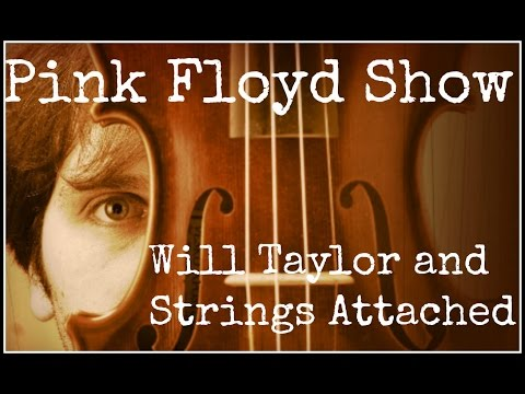 Pink Floyd Show by Strings Attached Promo video