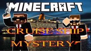 Minecraft: Cruise Ship Mystery - Part 3 - Minecraft Adventure Map