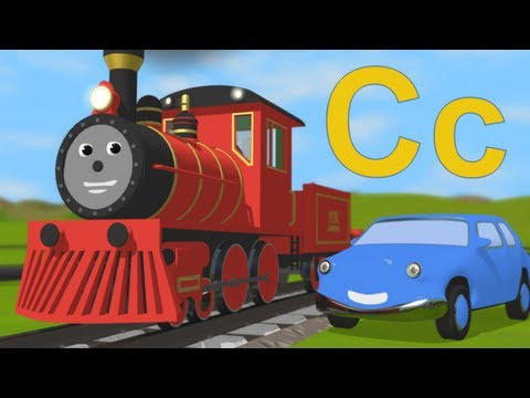 Limba engleza pentru copii - Sa invatam despre litera C