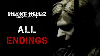Silent hill 2 - all endings (instructions included)