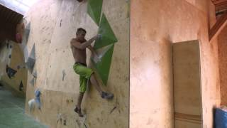 German Bouldering Team trainings, 2009-2014, pt.3/4