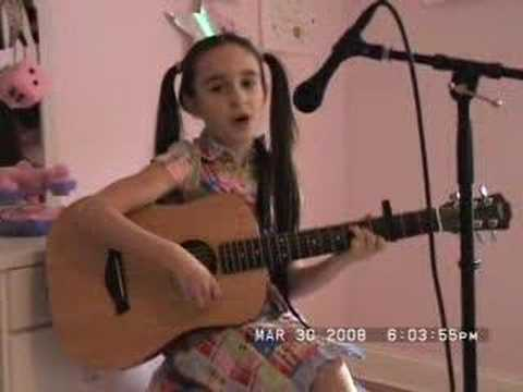 Talented Kid Singer