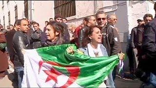 Cezayir'de Buteflika karşıtı gösterilerde 40 gözaltı