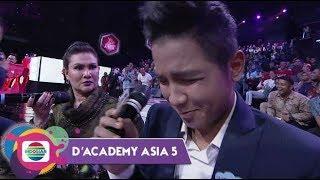 Gambar cover NAHLO!!! Jirayut Ditampar Masidayu Saat Hafalkan Lagu Cek Mek Molek - D'Academy Asia 5