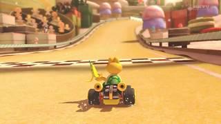 Mario Kart 8 TV - Sweet Sweet Canyon (50cc)