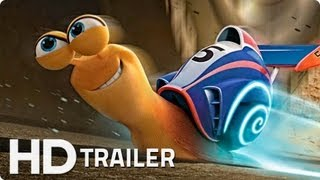 TURBO Offizieller Trailer German Deutsch HD 2013