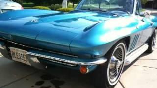 1965 Corvette Stingray walkaround