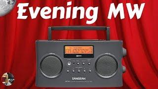 Sangean PR-D15 Portable Radio Evening MW Video