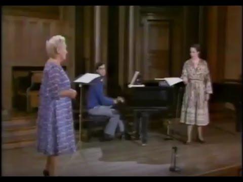PART 3.TV.Elisabeth Schwarzkopf.MASTERCLASS.EDINBURGH.1980. Schubert.Hugo Wolf.