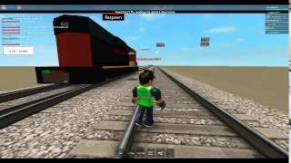 ROBLOX TRAIN WATCHING MetroLink