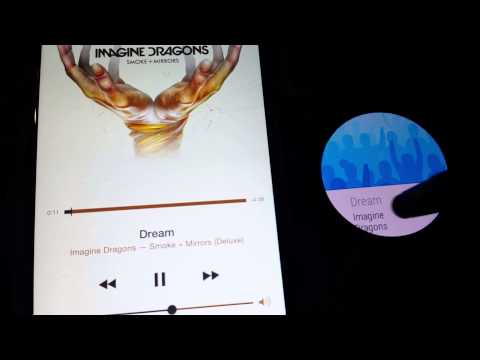 Android Wear: iOS Music Controls