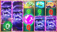 ++NEW Majestic Gorilla slot machine, DBG