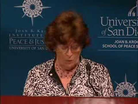Louise Arbour: Mixing Security Development Human Rights