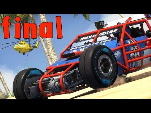 TrackMania Turbo - Walkthrough - Final Part 20 - International Stadium Black Series | Ending (HD)