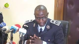 Saam Sunu Karangue: Résultats satisfaisants Selon Bassirou SARR Commissaire Brigade Spécial de Touba