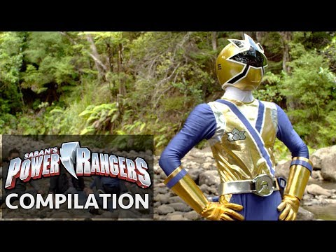 Power Rangers en Français   Les Moments Les Plus Divertissants de Super Samurai
