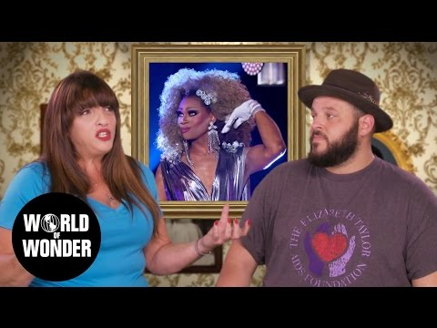 DANIEL FRANZESE'S ITALIAN MOM: on 'RuPaul's Drag Race' Which Queens Does She LOVE?