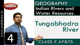 Tungabhadra river |Indian Rivers and Water Resources | Social Science |Class 10