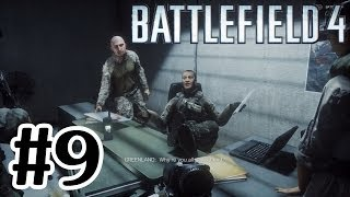 Battlefield 4 Walkthrough Part 9 With Commentary PC Ultra Settings 1080P