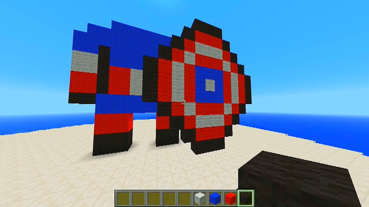 minecraft how to build