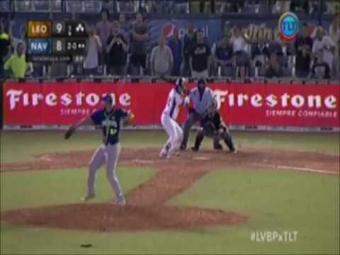 Magallanes deja en el terreno al Caracas 10-9 | LVBP 2016-2017