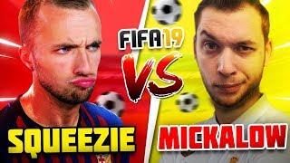 SQUEEZIE VS MICKALOW SUR FIFA !
