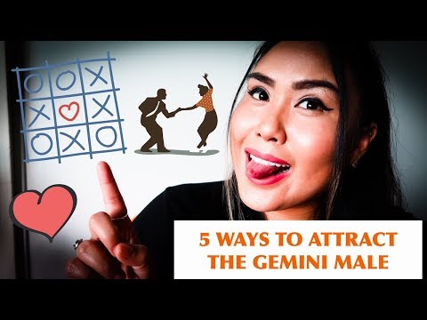 How To Get A Gemini Man To Chase You (Try 10 Tips HERE)