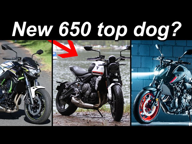 Triumph Trident 660 - New king of the 650 class?