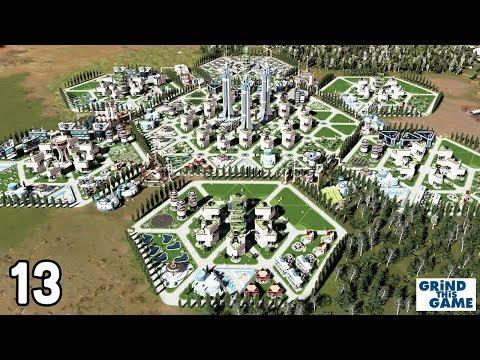 Surviving Mars : GREEN PLANET #13 - City Expansion [4k]
