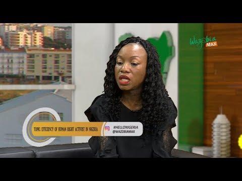 Efficiency Of Human Rights In Nigeria -  Hello Nigeria