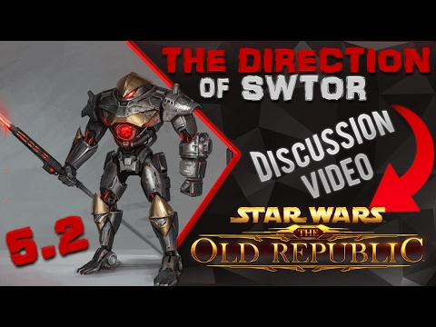 The Direction Of SWTOR !? [SWTOR Discussion]