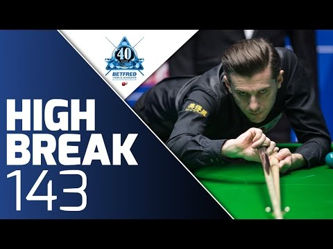 Mark Selby Unbelievable 143 Clearance