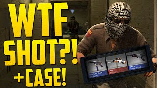 WHAT THE F SHOT?! - CS GO Funny Moments in Competitive