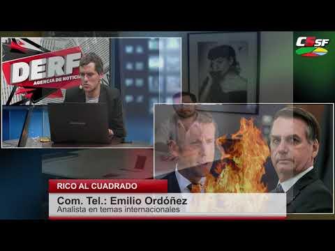 Amazonas: Podría haber una crisis diplomática Francia-Brasil
