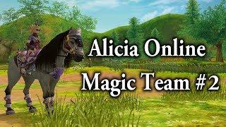 [ Alicia Online ] -  Magic Team #2