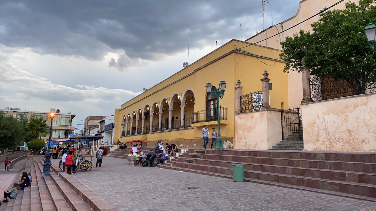 Paseando y disfrutando en el Jardín de Valparaíso Zacatecas 2020 | Domingo 5 de Julio