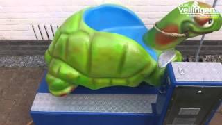 Kiddie Ride Schildpad / Turtle (50cent)